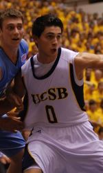 UCSB Travels to Weber State, San Diego State for Final Pre-Christmas Games