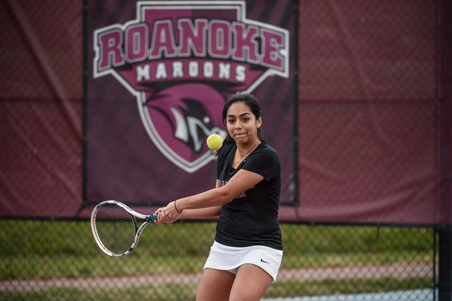 RC Women's Tennis Knocks Off LC 6-3