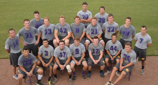 Golden Eagle baseball team unveils 19 in Class of 2014