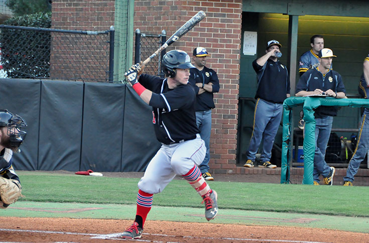 Baseball: Panthers stay hot; top Oglethorpe 9-5 for fourth straight win