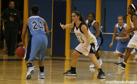 Wesley tops Gallaudet, 66-45