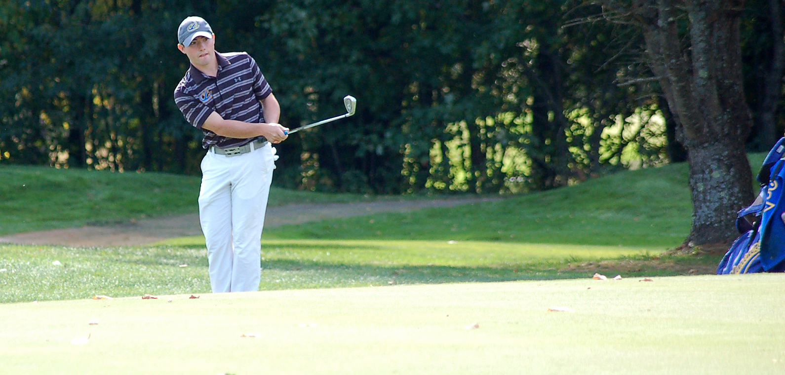 Mariners Place Fifth at John Queenan Invitational