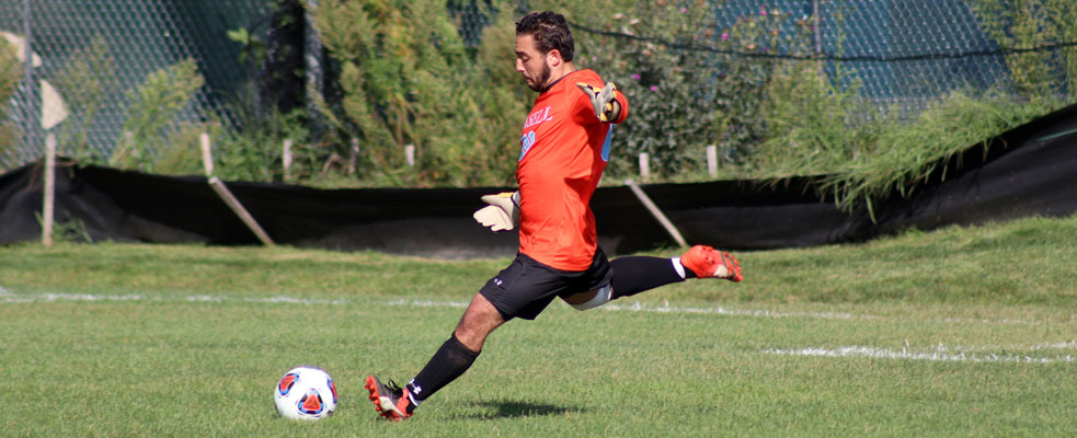 Men's Soccer Drops Non-Conference Tilt to Framingham State