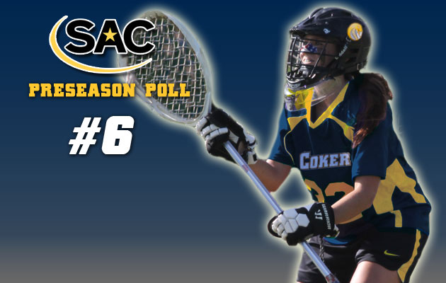Women's Lacrosse Debuts at No. 6 in Preseason Poll