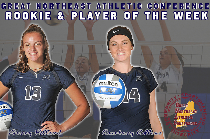 Women's Volleyball: Pollard, Collins named to GNAC WVB weekly honors