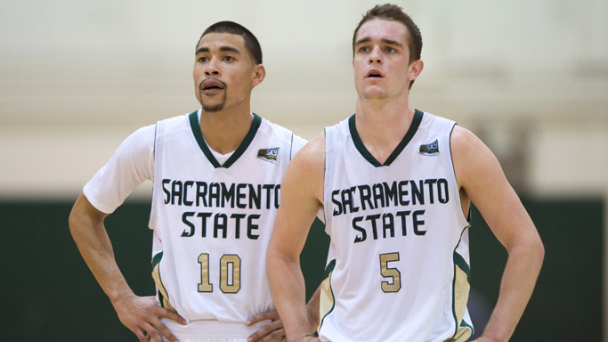 MEN'S BASKETBALL GETS UNDERWAY FRIDAY NIGHT VS. UC SANTA CRUZ