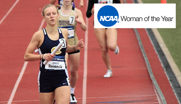Reineck Named one of WIAC's NCAA Woman of the Year nominees