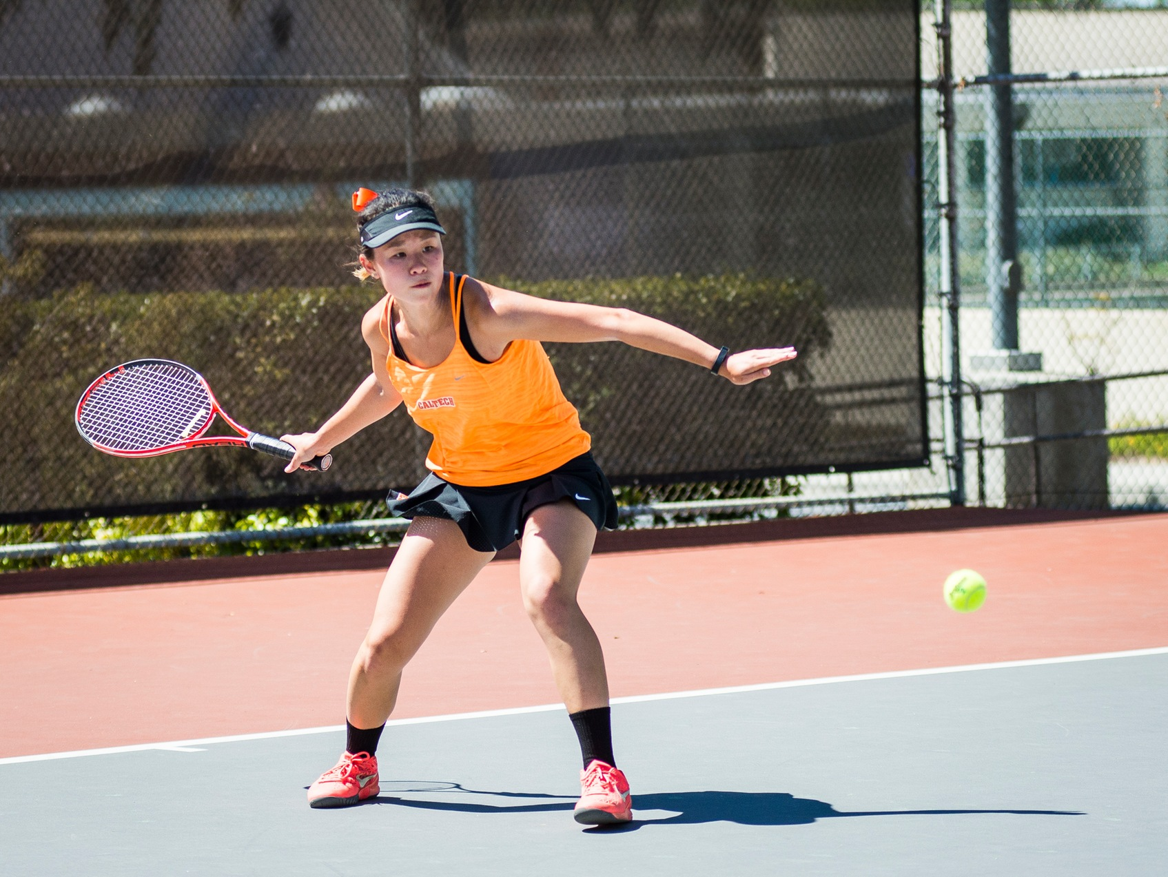 Women's Tennis Nearly Sweeps Principia
