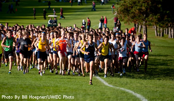 Men's Cross Country Sixth at NCAA Regionals