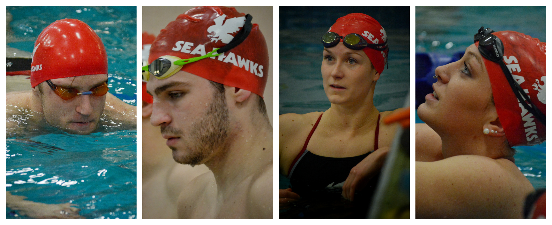 Sea-Hawks Swimmers off to Laval