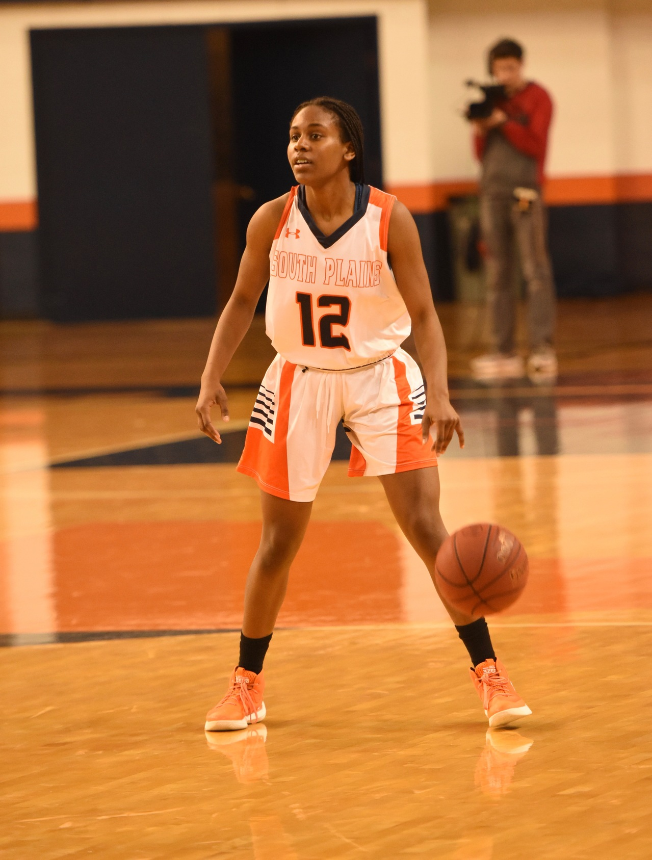 Lady Texans use late surge to clip Western Texas 53-51 Thursday at the Texan Dome