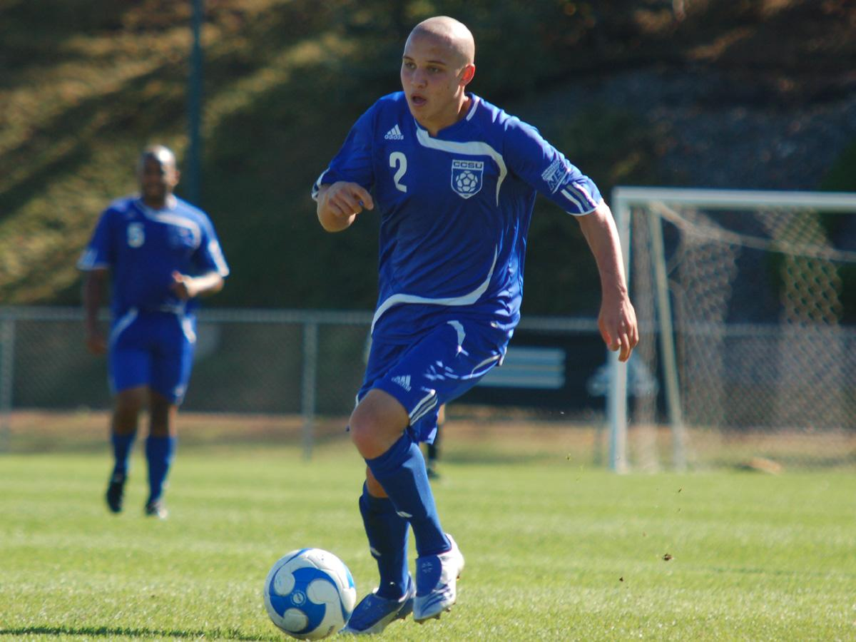 Blue Devils Play to 1-1 Tie With NEC Foe FDU