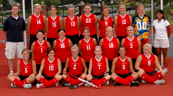 2006 Wittenberg Field Hockey