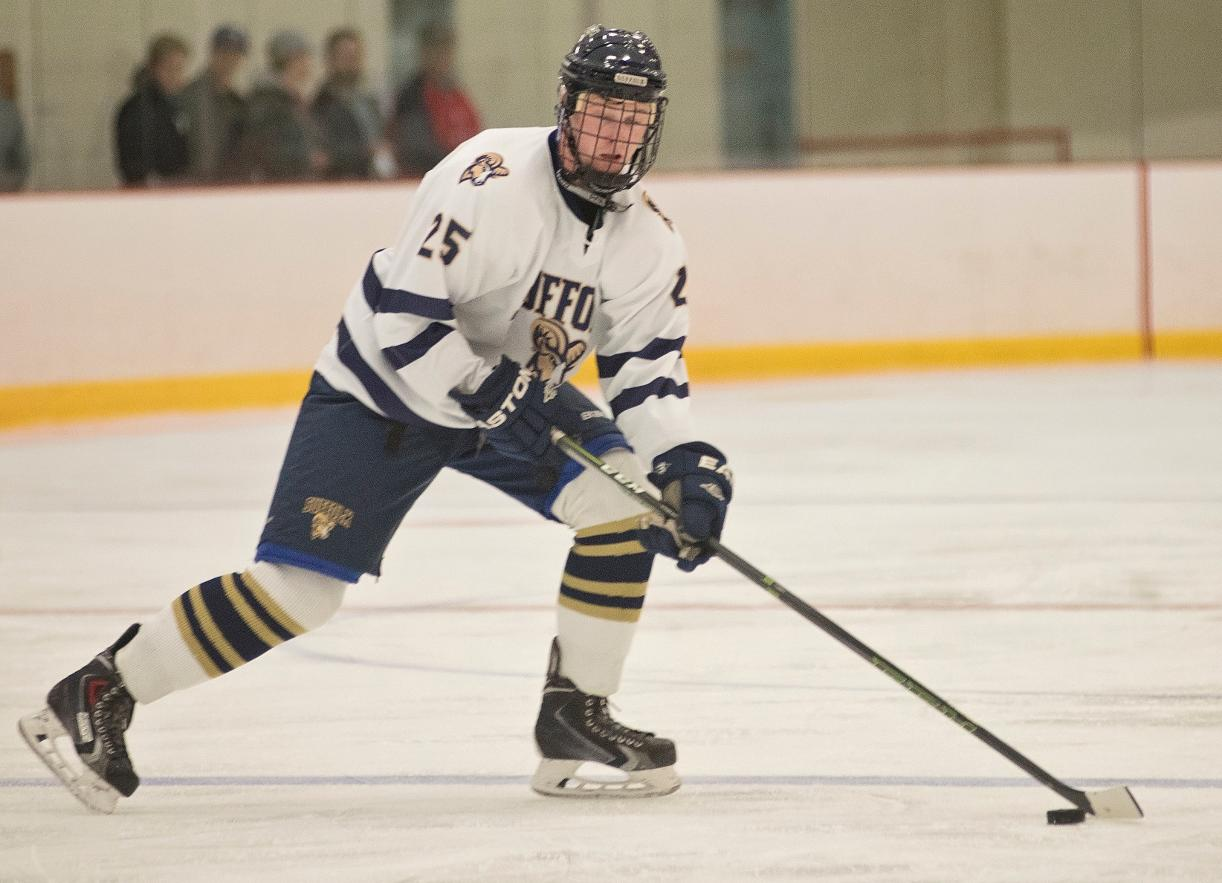 Endicott Skates Past Hockey, 6-3