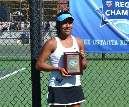 Madrigal earns all-American honors