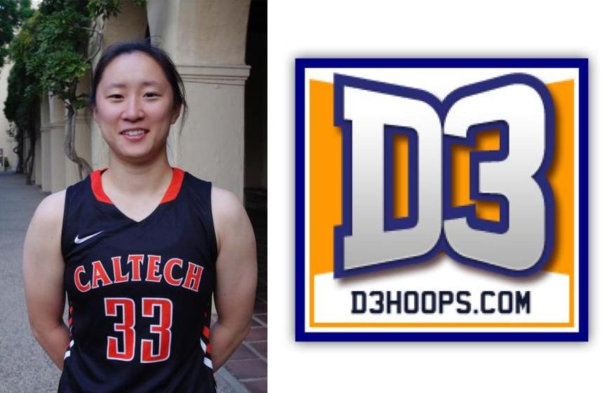 Stephanie Wong Named to D3hoops.com Team of the Week