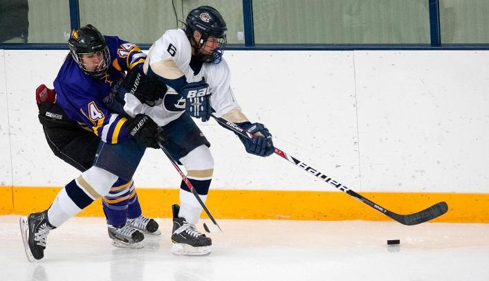 Women's Hockey Drops Home Game to Bethel