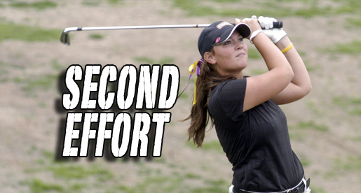Katherine Bell paces Tech on second day at OVC Championships