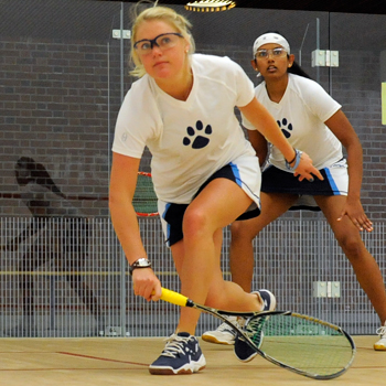 Squash Earns Split on Second Day of Pioneer Valley Invitational
