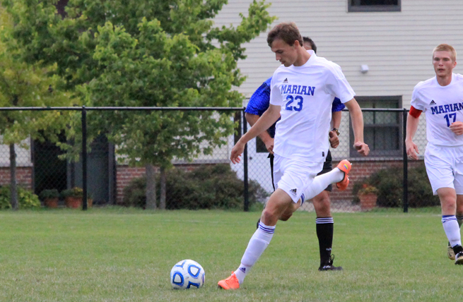 Sabres and Spartans Play to 1-1 Draw