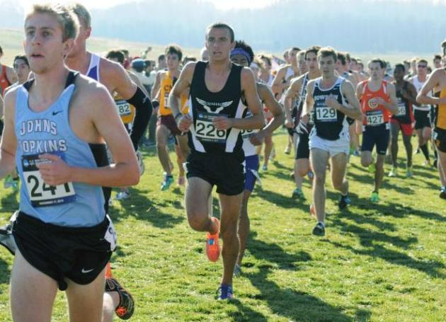 Norton Makes School History at NCAA Division III Cross Country Championships