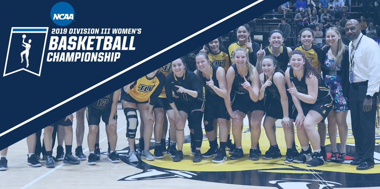 Texas Lutheran Women Head to UT-Dallas for NCAA Tournament First Round Matchup
