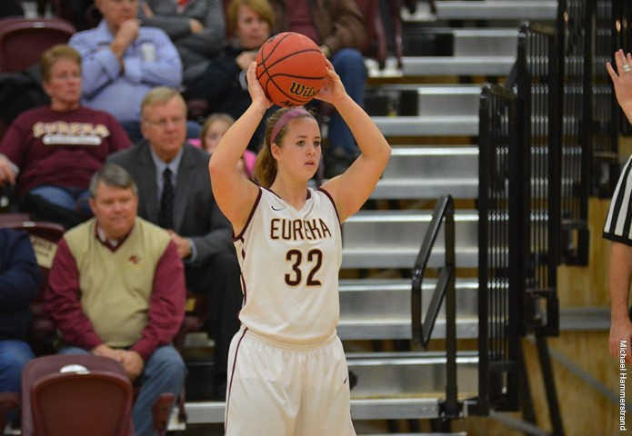 EC women secure third straight conference victory in Elsah