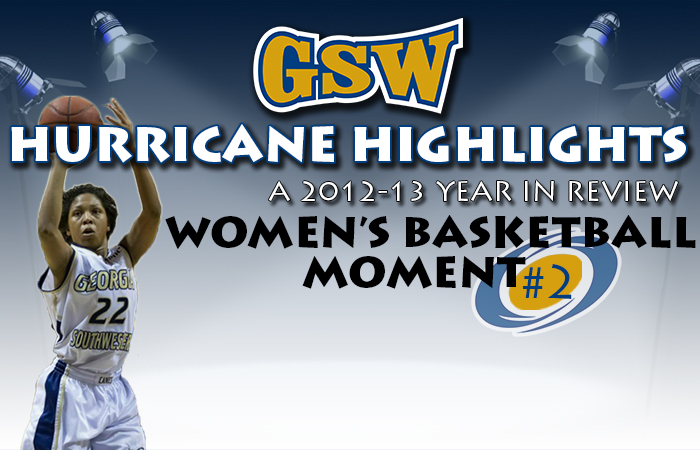 GSW Women's Basketball Hurricane Highlight #2: McSwain's Stellar Freshman Campaign