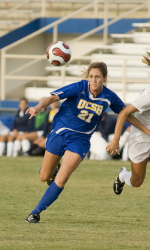 Ives Named Big West Offensive Player of the Year, Five Gauchos Earn All-Big West Recognition