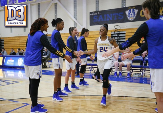 Women's Basketball Ranked No. 25 in D3Hoops.com Preseason Coaches' Poll