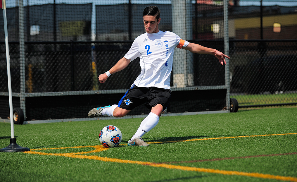 No. 12 F&M Battles York to 1-1 Draw