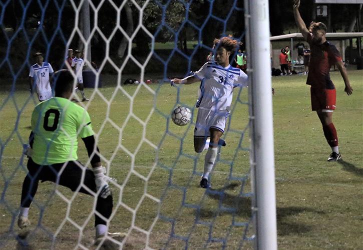 Williams' Two Goals Lead Blinn Men's Soccer Team To 2-1 Win