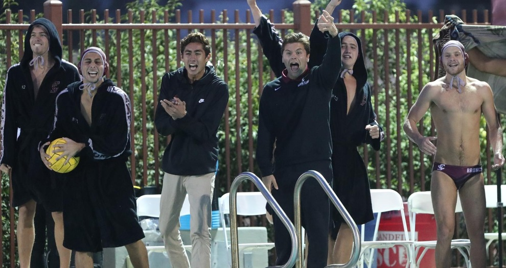 Men's Water Polo Ends Regular Season With Hard-Fought Victory Over San Jose State