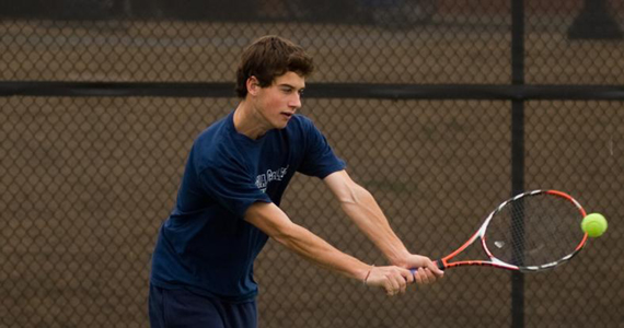 Bobcat Men's Tennis Holds Positions for Final National Ranks
