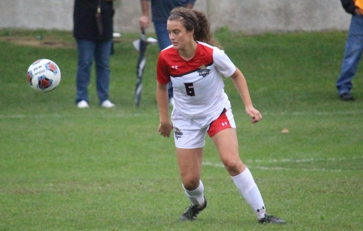 Women's Soccer Stymied by Gordon, 5-0