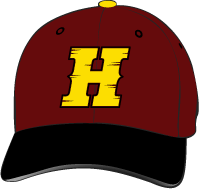 Hartnell College Panthers Hat with Logo