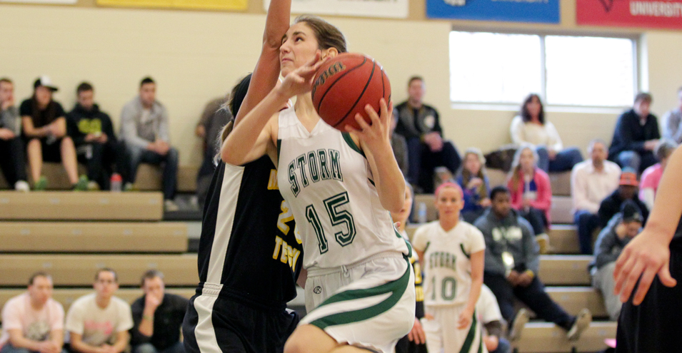 Former Women's Basketball Standout Stephanie Rogers Signs With Visby Ladies