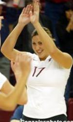 No. 13 Volleyball Sweeps No. 12 Cal