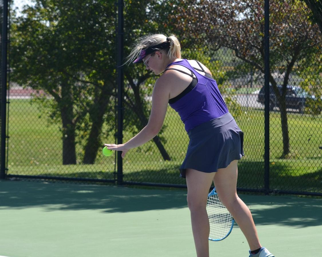Women's Tennis Heads South for a Pair of Contests