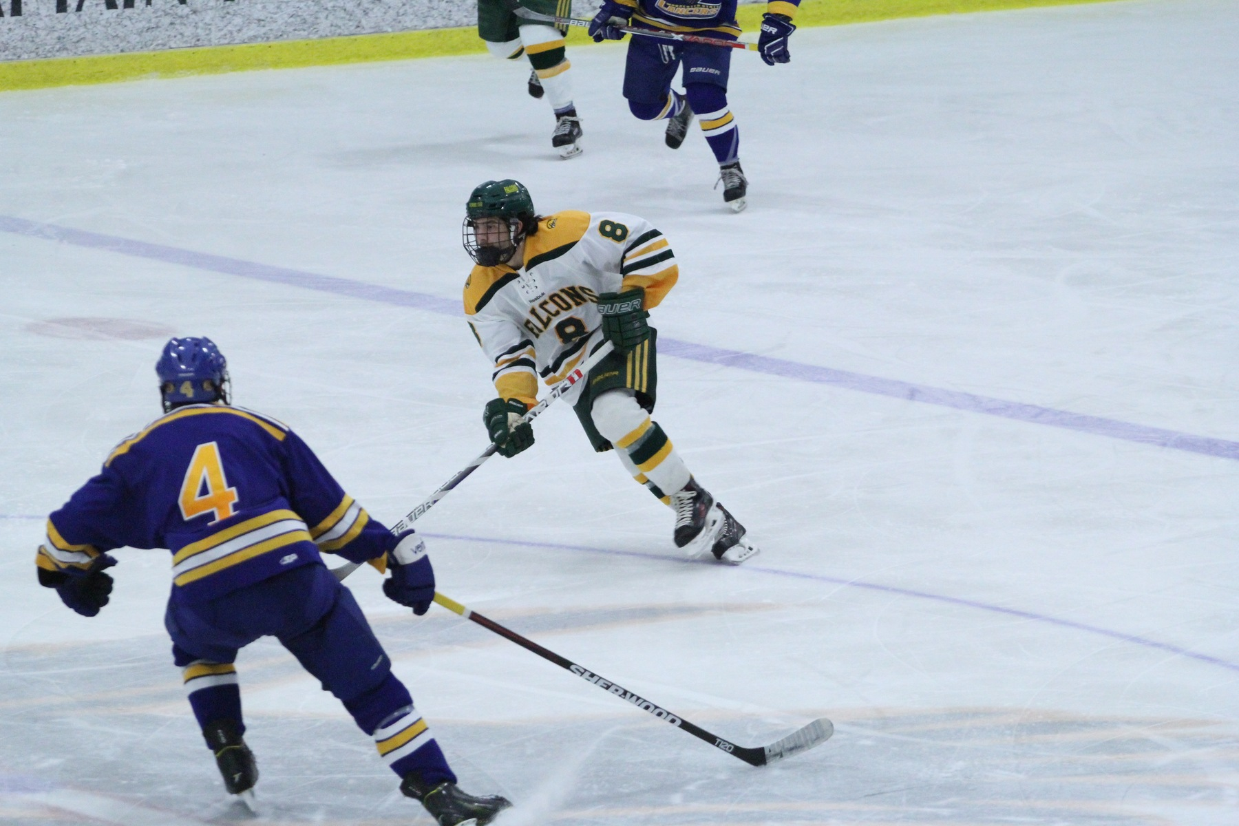 Fitchburg State Tops Worcester State, 5-2
