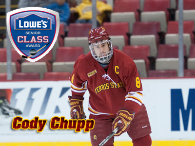 Ferris State's Cody Chupp Named To Lowe's Senior CLASS All-America Team