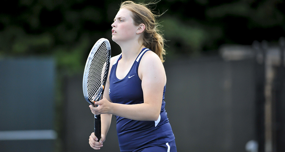 Tennis Concludes Action at 2015 NEWITT Tournament