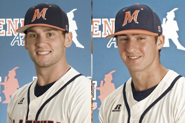 NTJCAC Baseball Players of the Week (Jan. 28 - Feb. 4)