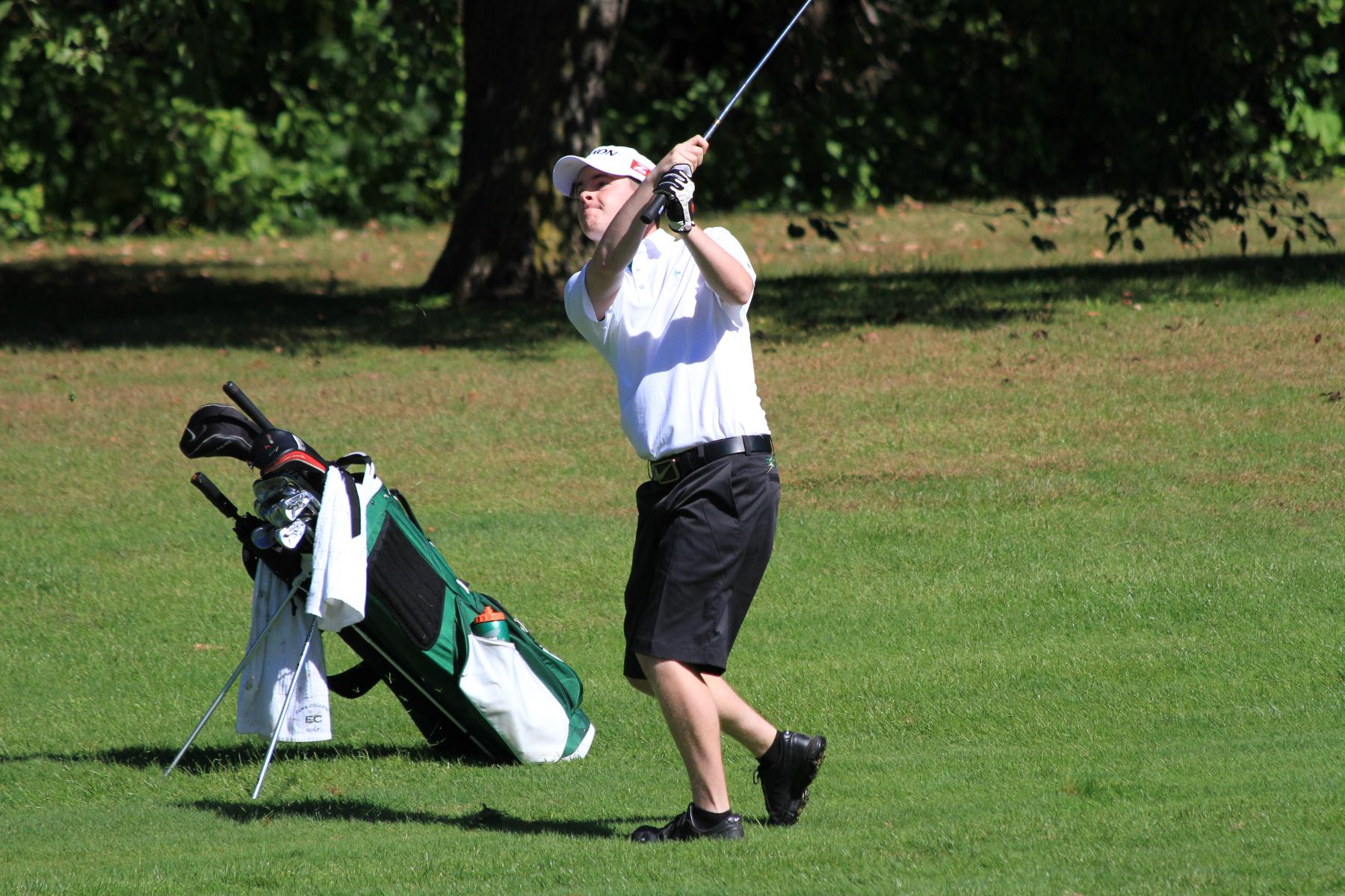Blazers Tied For 15th After Day One Of Hampton Inn Collegiate Invite