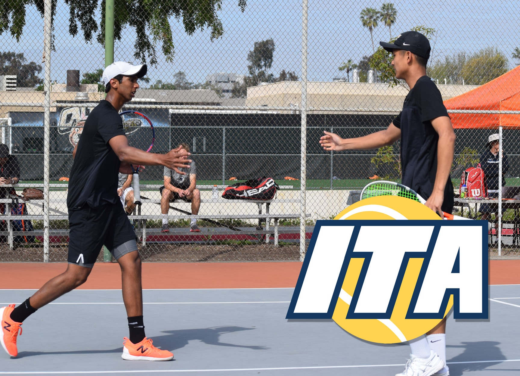 Men's Tennis Rewrites Record Books in Latest ITA Rankings