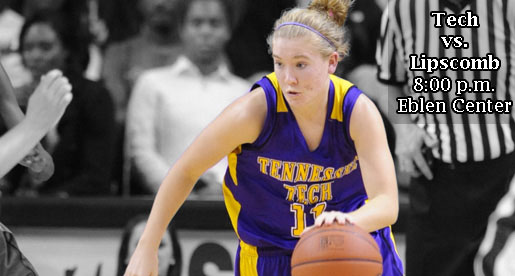 Tech set to take on Lipscomb in home opener