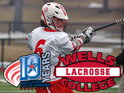 Milliken Secures NEAC Men's Lacrosse Offensive Player of the Week