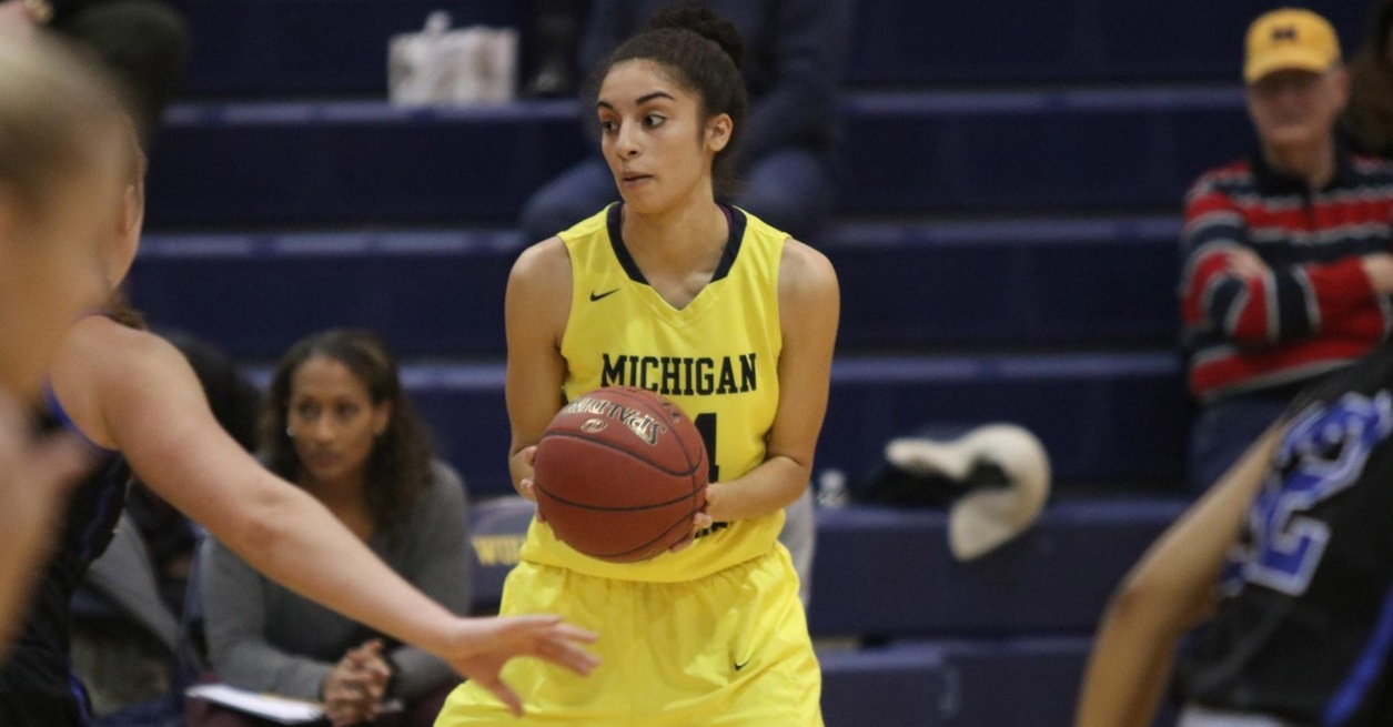 Defense leads No. 22 Wolverines to 79-50 win