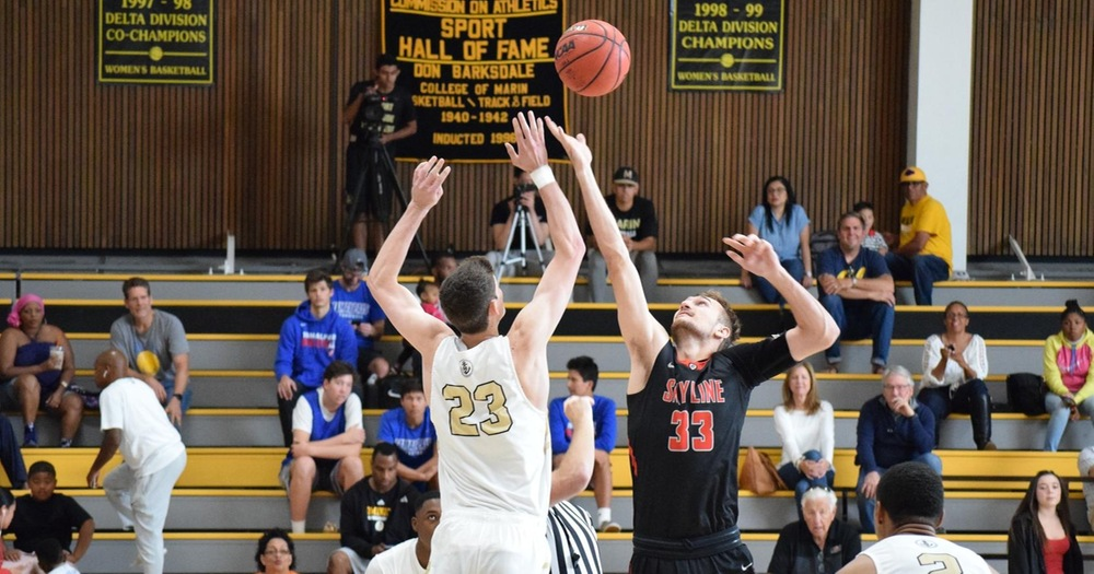 Mariners Rally To Grab Victory over Butte College 86-75