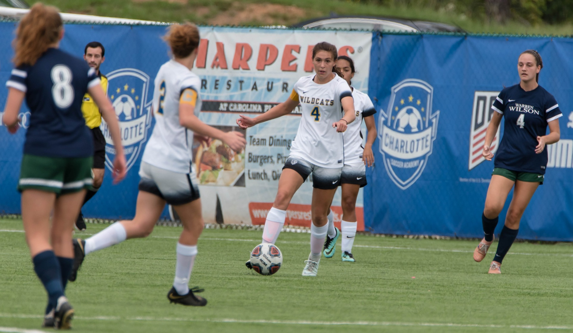 Women's Soccer Draws With Panthers On Road